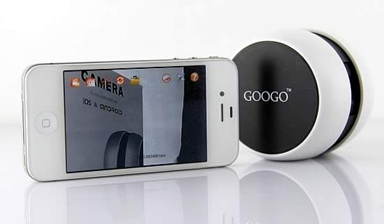 GooGo Camera Is Essentially A Spy Camera For Your iPhone
