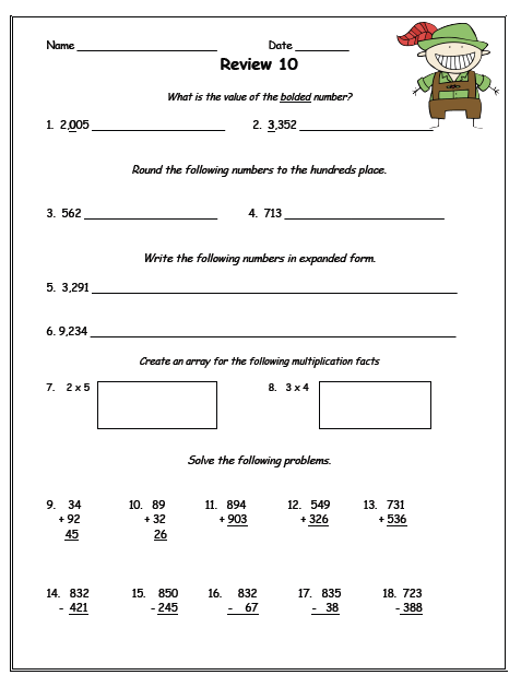 Science Homework Worksheets - Vintagegrn