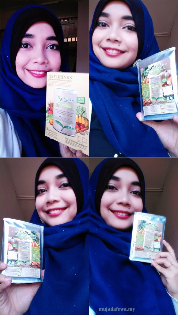 oxydrinks, review oxydrinks, muja suka oxydrinks, hishop, oxydrinks di hishop