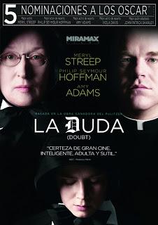 La Duda (Doubt) Poster