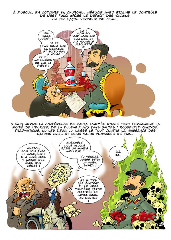 Vous d'étudier l'histoire russe