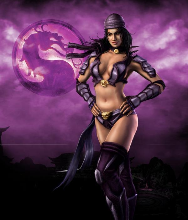 Mortal Kombat Babes 30