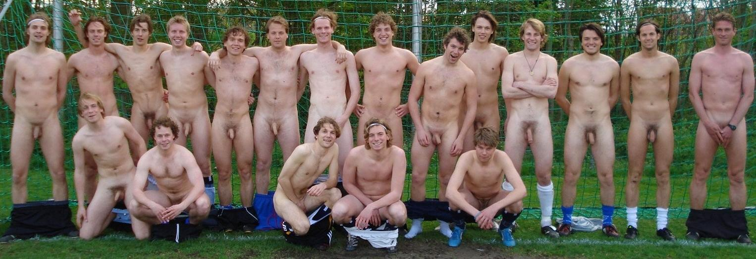 players football Male naked soccer