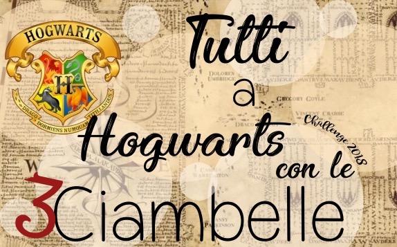 Tutti a Hogwarts con le 3 ciambelle