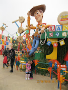 that Toy Story Land is the NEW Disney Land. and Woody is the new Mickey. (img )
