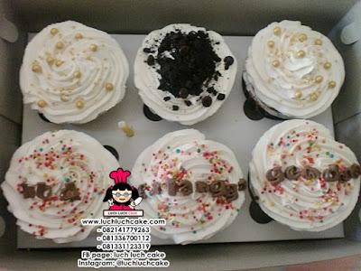 Cupcake Buttercream Oreo
