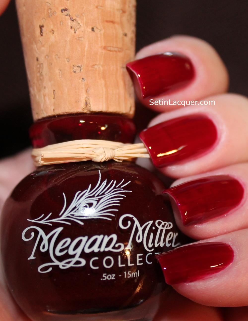 Set in Lacquer: Megan Miller
