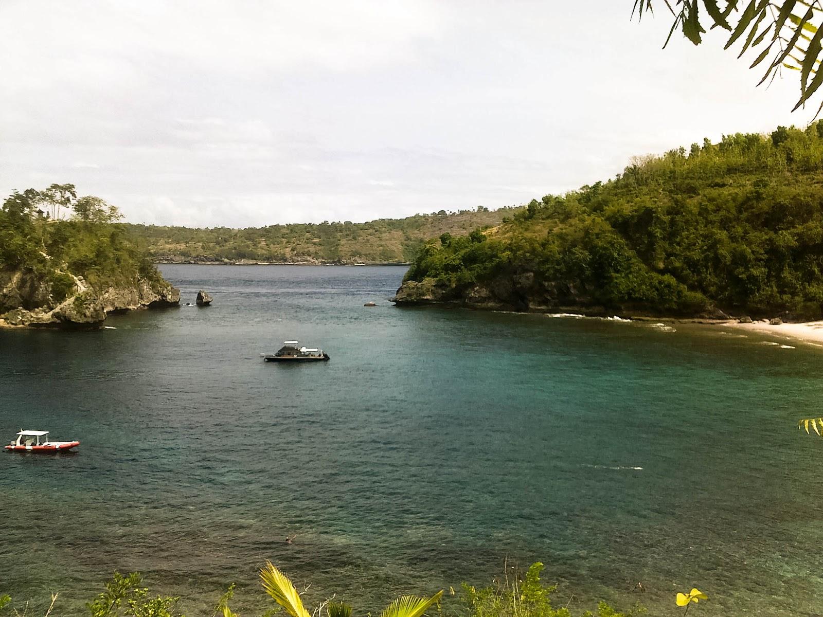 View Timur Lokasi Crystal Bay