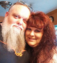 My Sweet Hubby and I
