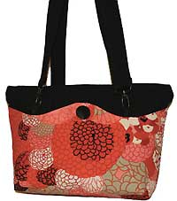 Versatile Wave Bag Pattern by Susan Rooney
