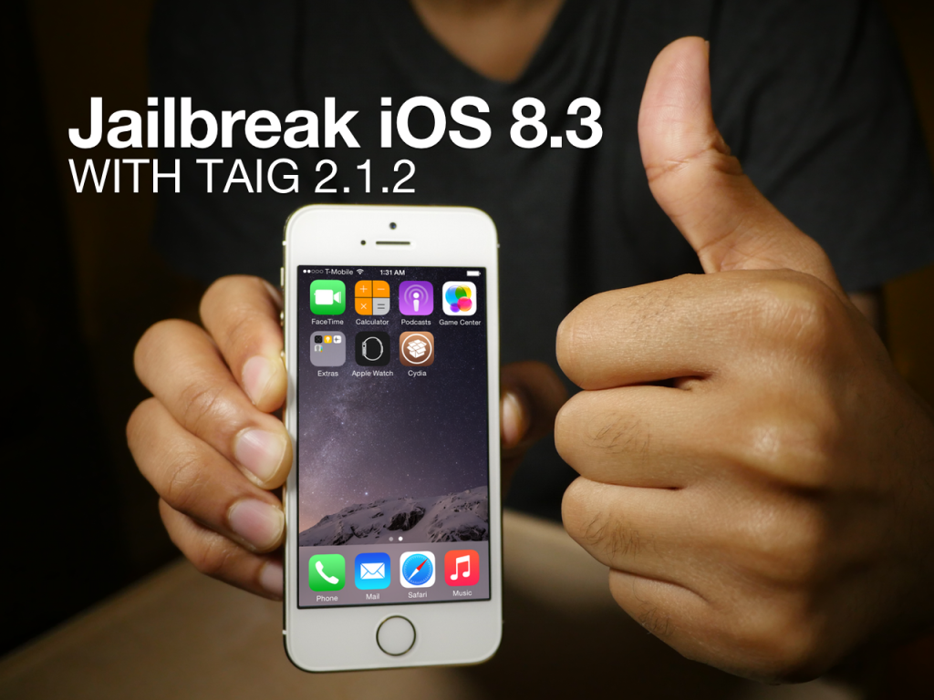 Smartphones tips and tricks: How to jailbreak iOS 8.3 with TaiG 2.1.2 ...
