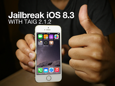 How to jailbreak iOS 8.3