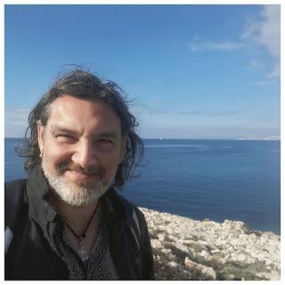 Portrait de Jean-Michel Guepey à Marseille
