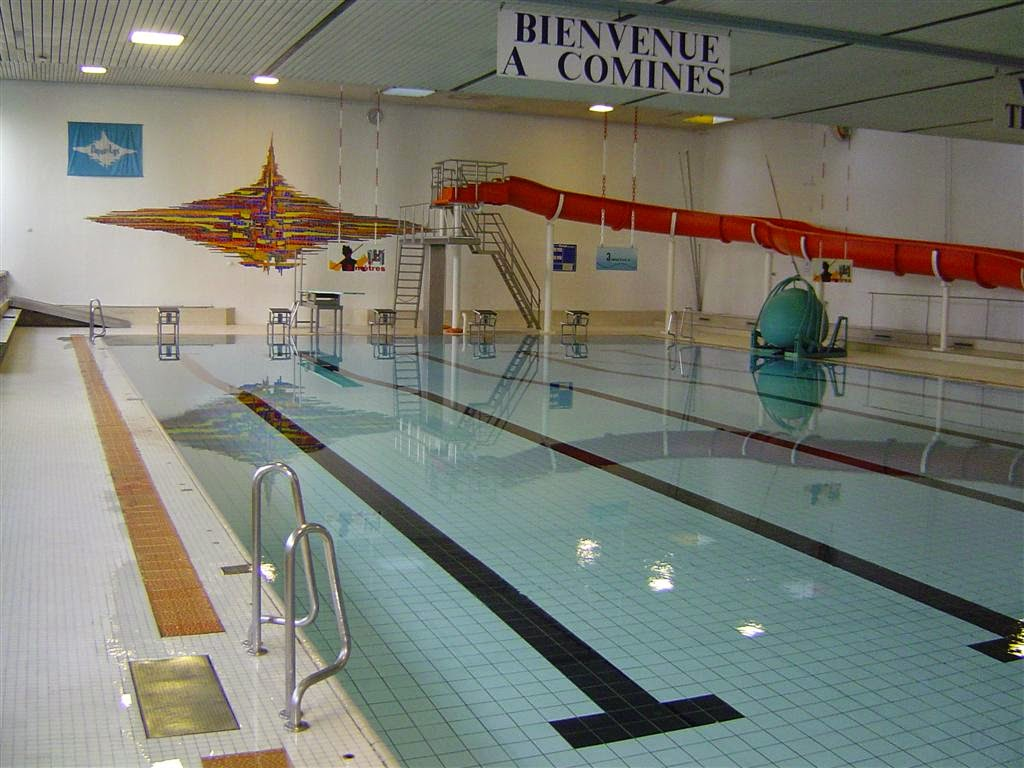 Actualit s mouscron comines comines france bient t une for Piscine miroir belgique