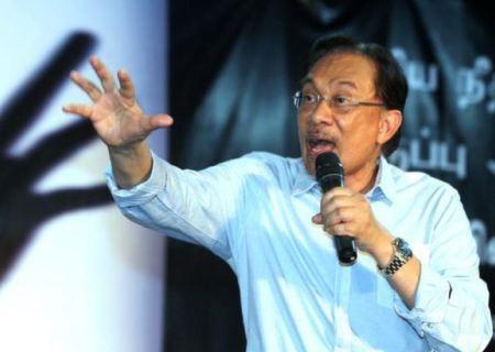 Anwar Ibrahim Melawat ke Tel Aviv 20 Ogos