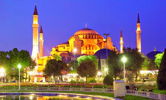 Top 25 destinations in the world: Istanbul, Turkey