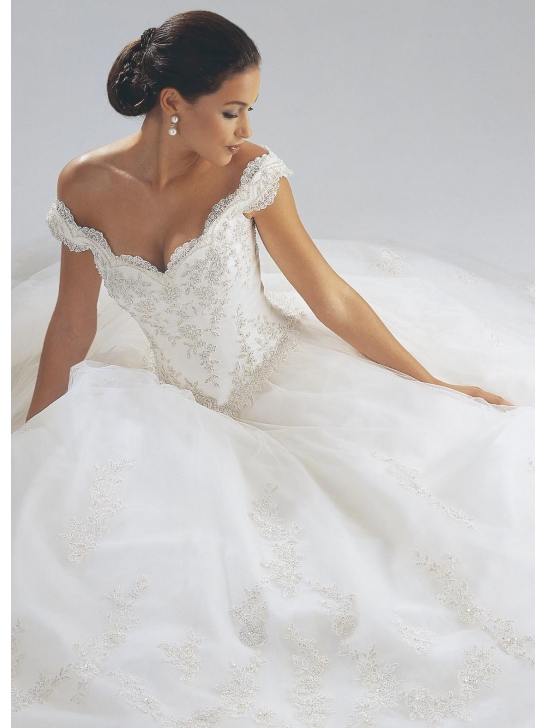 wedding dress business off the shoulder wedding dresses