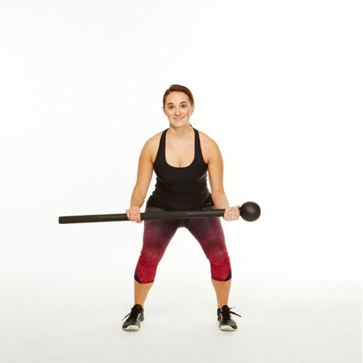 Channel Your Inner Warrior with The Steel Mace Workout