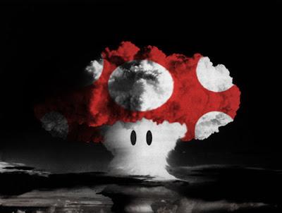 Nerd Patricinha: Nail arts inspiradas no Super Mario
