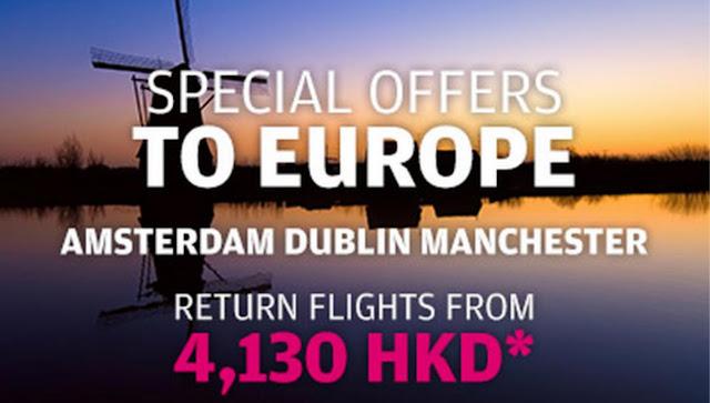 芬蘭航空 Finnair 【秋冬飛歐洲】,香港出發歐洲各大城市$4,130起,9月至16年1月前出發。