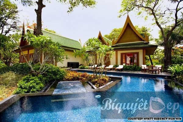Hyatt Regency Hua Hin, Thailand