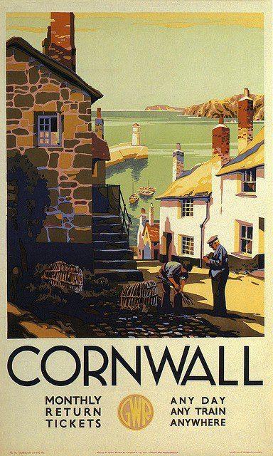 Cornwall poster