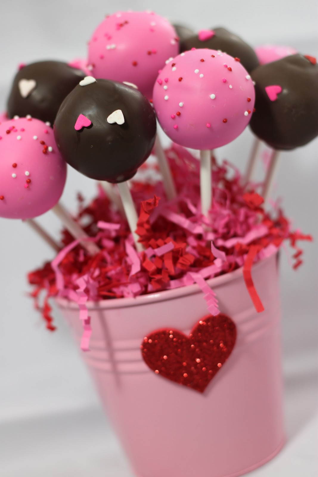 Inspiraci n cake pops de san valent n whole kitchen for Cake pops cobertura