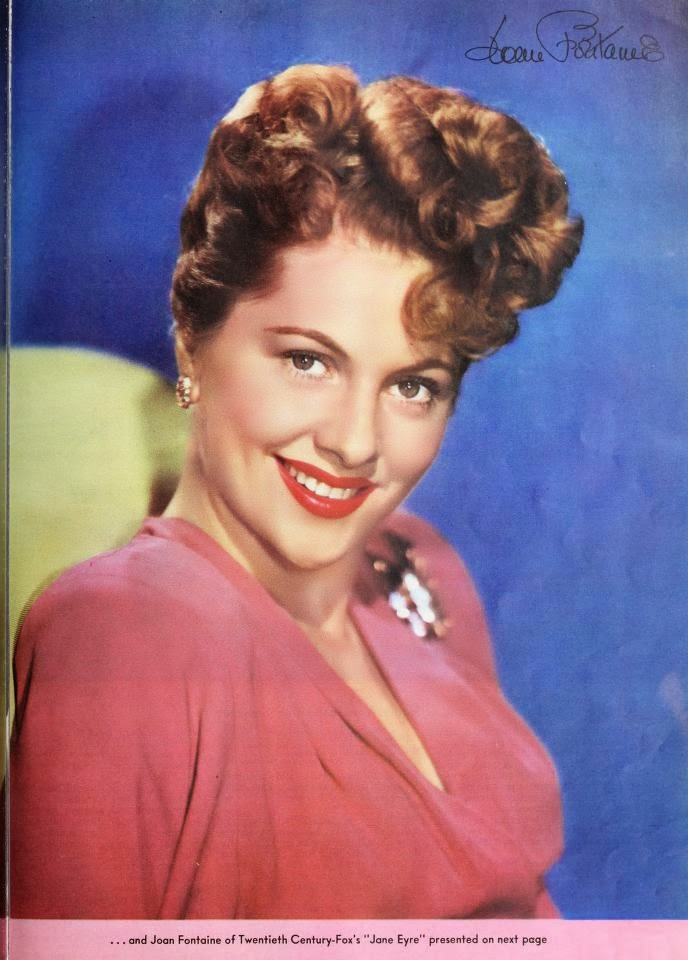 My pretty baby cried she was a bird joan fontaine and for Joan fontaine and olivia de havilland feud