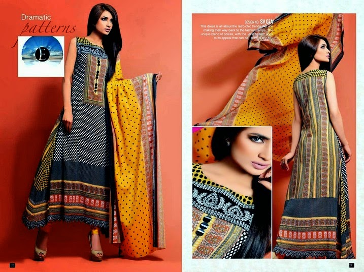 Latest Salwar Kameez Patterns