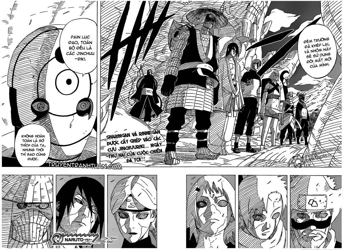 Naruto - Chapter 544 - Pic 15