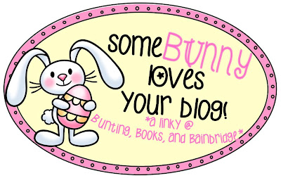Fern Smith's SomeBunny Loves Your Blog post about Teach123!