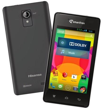 Smartfren New Andromax C2 Android Phone Murah Rp 699 Ribu