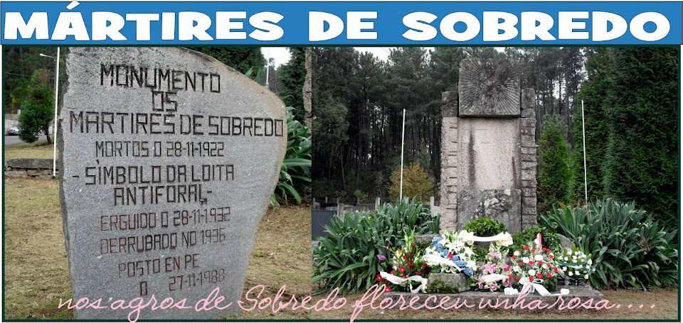 MÁRTIRES DE SOBREDO
