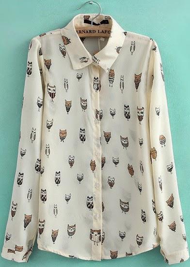 http://www.sheinside.com/Apricot-Lapel-Long-Sleeve-Owl-Print-Blouse-p-163271-cat-1733.html