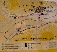 Añon de Moncayo Senderismo Usos Tradicionales Aragón ruta