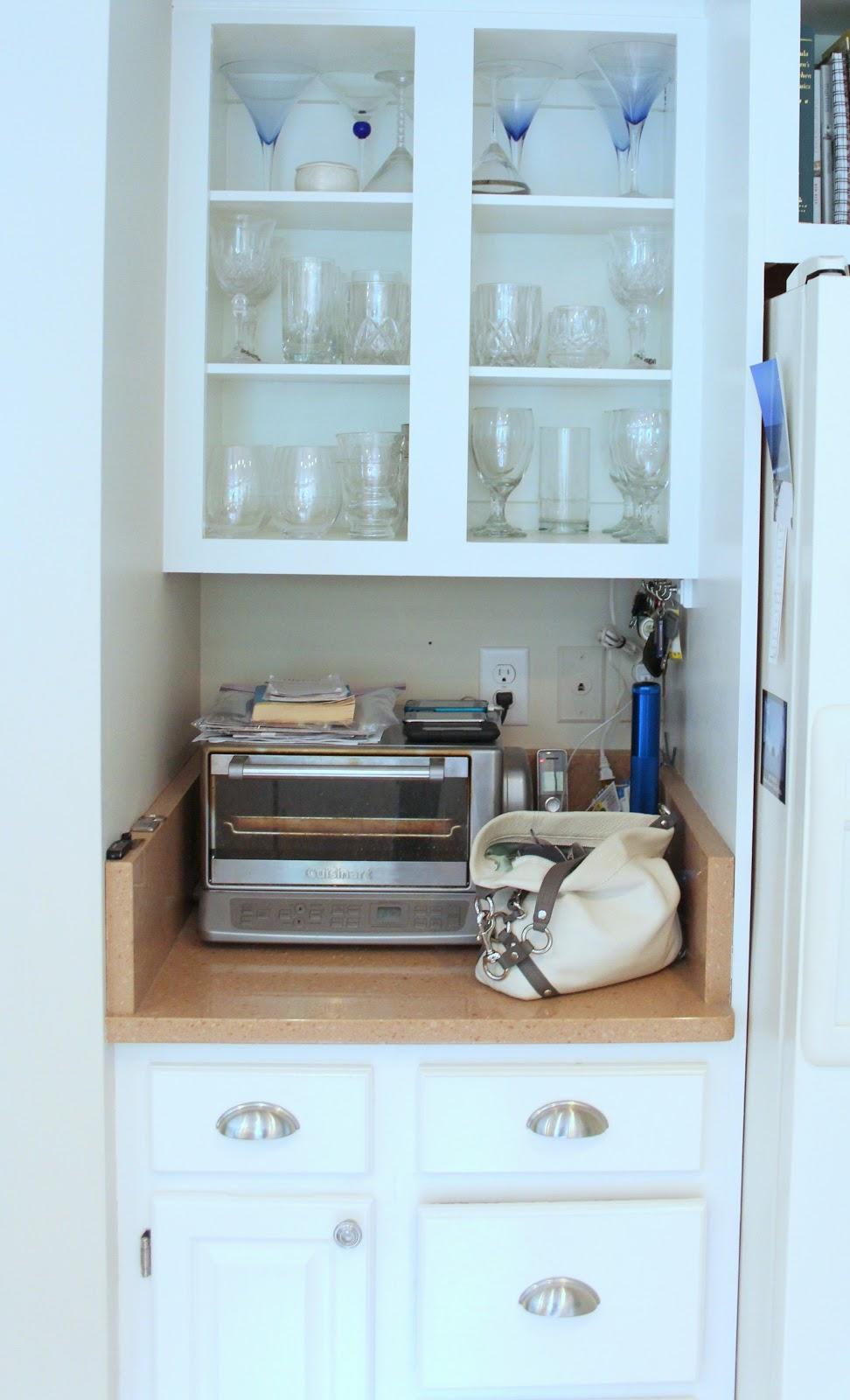 Designated Kitchen Work Stations - Shine Your Light