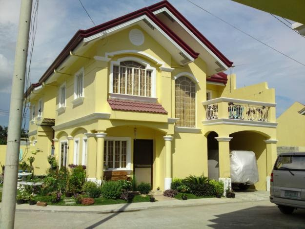 Centennial villas iloilo by eon realty and development for Subdivision house plans