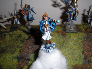 Citadel High Elf Rare miniature photo