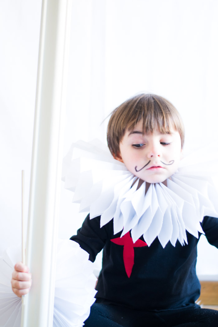 Disfraces sencillos y originales diy para niños