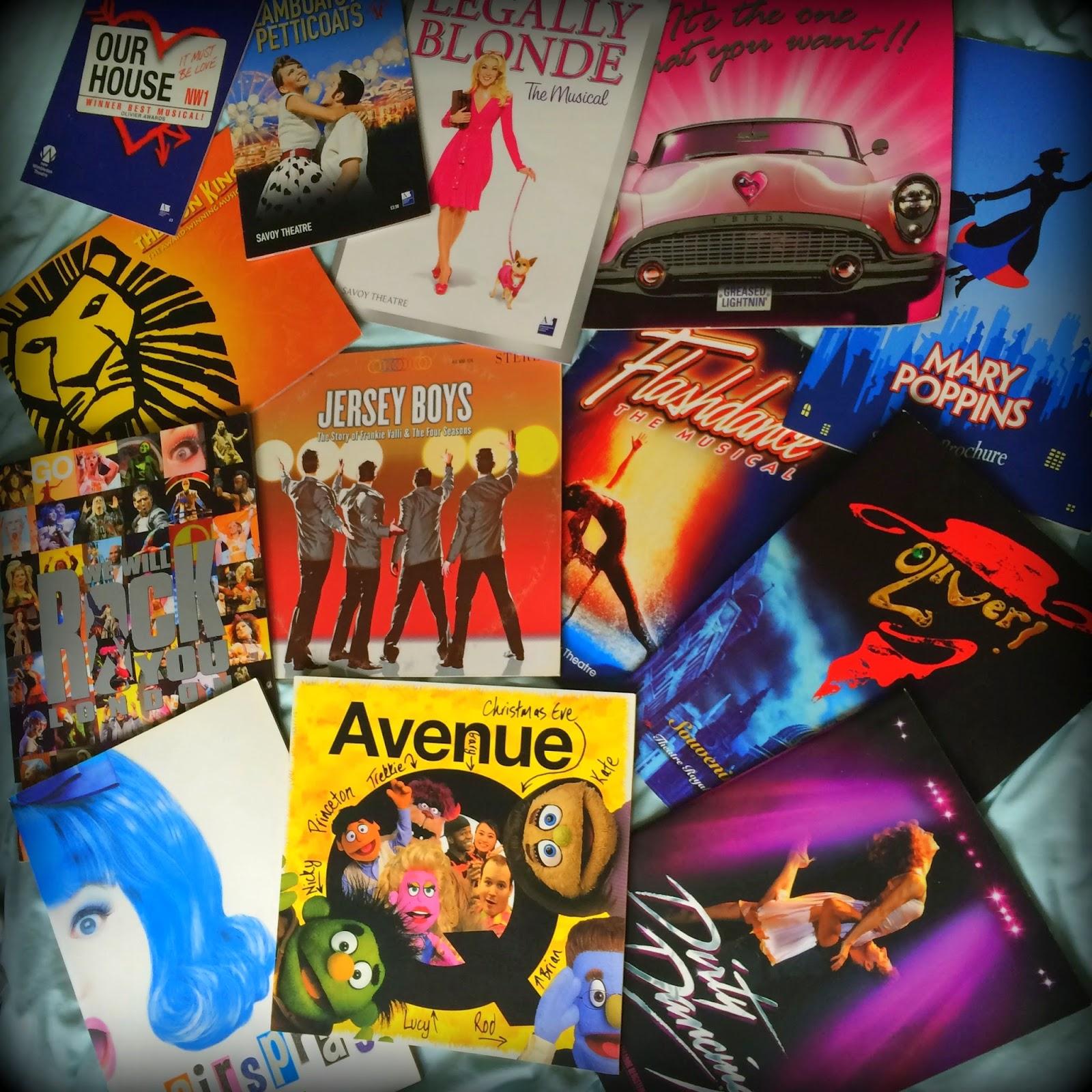 west-end-musicals