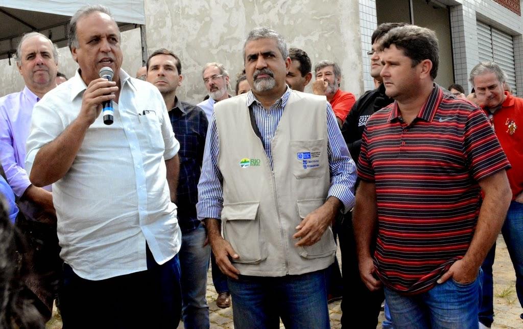 Governador Pezão destaca que 103 pontes foram reconstruídas na Região Serrana