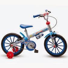 Modelos de bicicletas para crianças