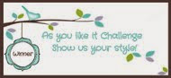 Juni 2013 bei As you like it Challenge