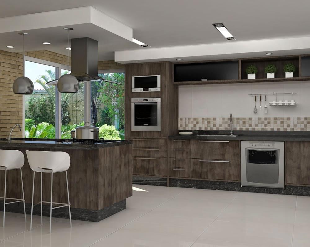 Como Montar Uma Cozinha Planejada Voc Pode Ter Assim Durante O Caf