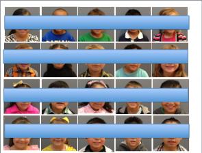 class photos, student photos, powerpoint ideas