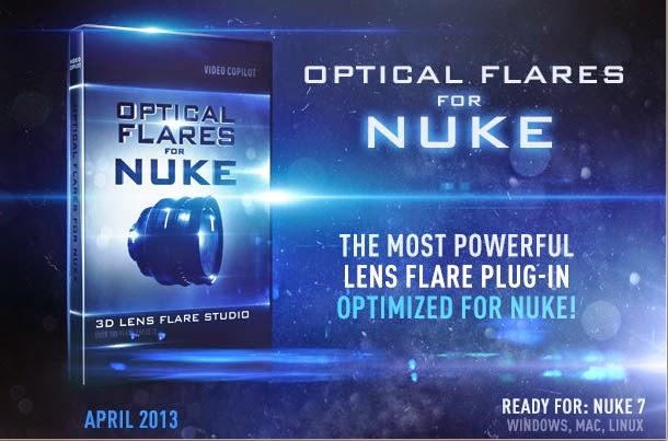 optical flares cc