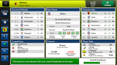 Football Manager Handheld 2014 v5.0.4 Apk + Data - FMH 14