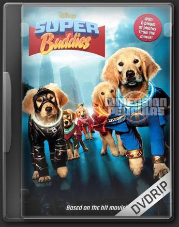 Super Buddies (DVDRip Español Latino) (2013)