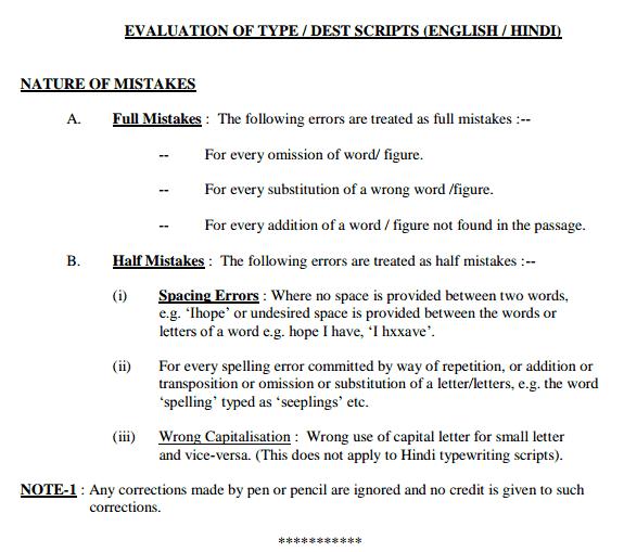 online typing test essay
