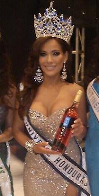 Miss Universe Honduras 2012 Jennifer Andrade